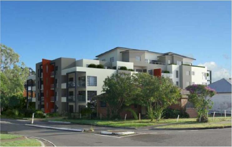 Wentworth Community Housing – Penrith
